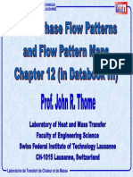 Two Phase Flow Pattern and Flow Pattern