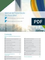 Manual de Implantação Do Piloto BIM