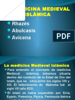 La Medicina Medieval Islamica