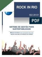 Relatriodesustentabilidaderockinrio2013 Iso20121 140501162955 Phpapp01