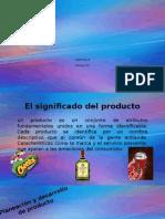 Marketing Significado de Producto
