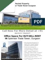 Pre-leased-Property-in-Splendor Trade Tower-Gurgaon-9650129697