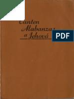1986 Canten Alabanzas a Jehova
