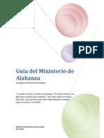 Guia del Ministerio de Alabanza