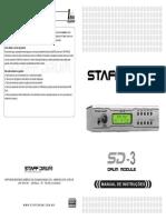 MANUAL do usuario modulo_SD3 Staffdrum