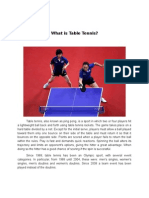 Table Tennis.docx