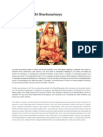 The Mystery of Sri Shankaracharya
