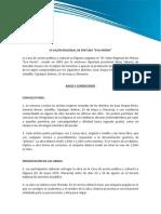 Bases y Condiciones Salón Eva Perón 2015
