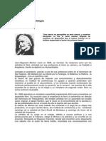 Historia de la Grafología. (H. Michon)