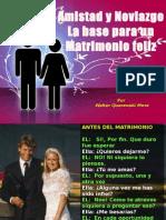 Amistad, Noviazgo,Matrimonio.pptx