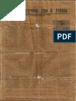 Scan Carta de Getulio Vargas Vovô