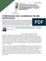 4 diferenciais dos vendedores de alta performance - Artigos - Negócios - Administradores.pdf