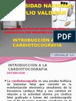 Introduccion a La Cardiotocografia