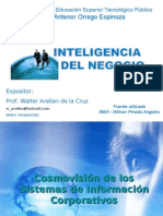 Inteligencia Negocio Gerencia Ciclo y Pilares Desarrollo