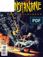 Constantine the Hellblazer Issue 2 Exclusive Preview