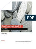 Global Pensions Asset Study 2015
