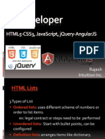 Ui Developer Session2