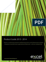 Excel Product Guide 2013-2014