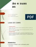 Latão e Suas Ligas (Andre Ribeiro)