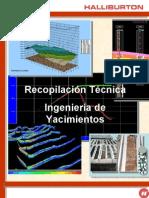 Recopilación Técnica de Ingeniería de Yacimientos Aqui Hay