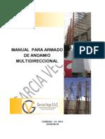 Manual, Especificaciones Otros Andamio Multidireccional