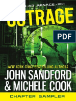 Outrage by John Sandford and Michele Cook