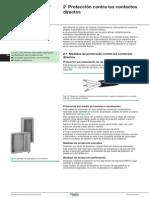 Capitulo f Proteccion Contra Descargas Electricas F2