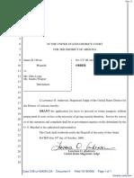 Oliver v. Long et al - Document No. 4