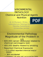 [Dr. Munawir] Environmental and Nutrition Pathology