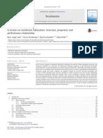 Review Membrane Fabrication