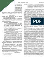 Condiciones Sanitarias Carnes Frescas Por Menor RD 1376-2003