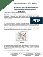 Tribology Perspective on Seatbelt Pretensioning Mechanism