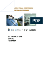 Manual de Instalare Sistem