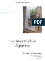 The Hazara People of Afghanistan