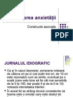 Evaluarea Constructelor Asociate Anxietatii
