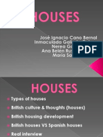 Types of Houses in Great Britain