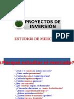 Estudios de Mercado