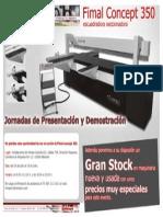 Jornadas Presentacion Fimal Concept 350 Hersan