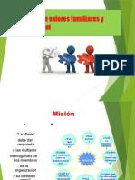 Mision, Vision Valores 2da Parte