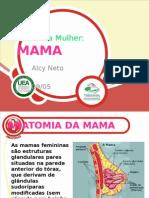 Apresentação Mama