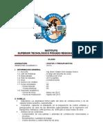 Silabus Costos y Presupuestos ISTPRS