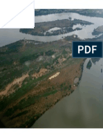 Islands in the Niger River in Mali
