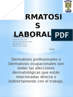 Dermatosis-laborales