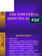 The Industrial Disputes Act, 1947 (2)