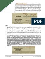 XAT 2014 Analysis