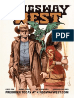 Kingsway West First Look