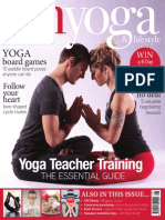 Om Yoga Uk June 2015