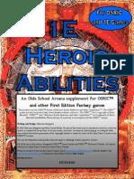 OSRIC - 1E Heroic Abilities