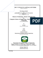 Thesis Format for MTECH_NIT 2014-15 (1)