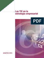 Las TIC en La Estrategia Empresarial